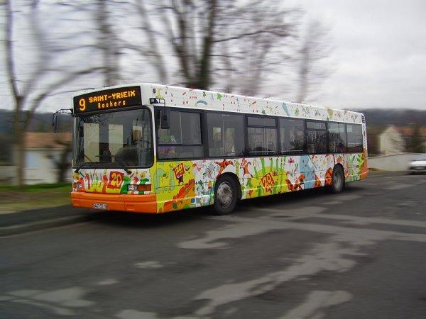 L'ex STGA n�711