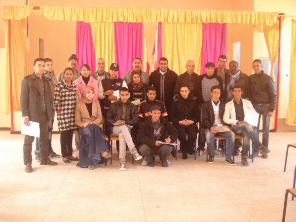 Association Rouwad el-khachaba de theatre bouarfa - Mister.MiDo