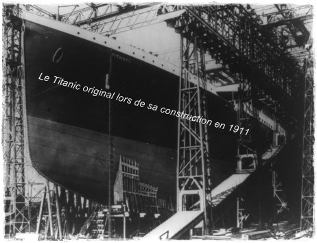Construction du Titanic II