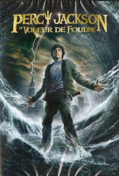 "DVD ""PERCY JACKSON"""