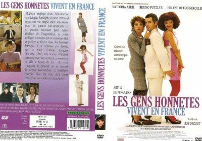 """DVD """"LES GENS HONNETES VIVENT EN FRANCE"""""""