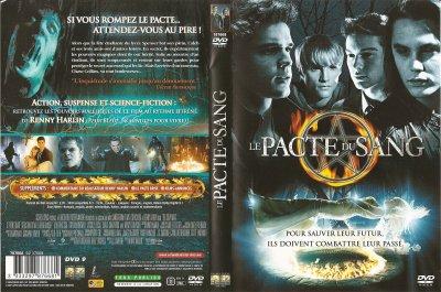 """DVD """"LE PACTE DU SANG"""""""