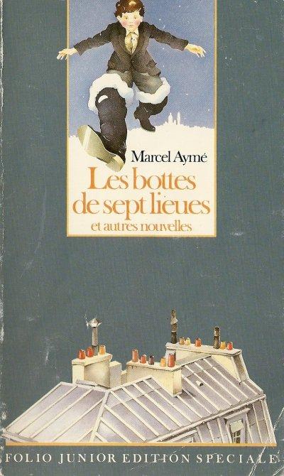 """LIVRE """"LES BOTTES DE SEPT LIEUES"""""""