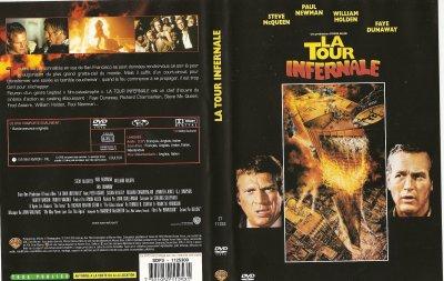 """DVD """"LA TOUR INFERNALE"""""""