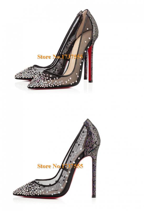 les chaussures d'exceptions qui me font envie
