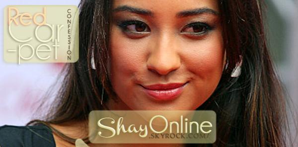 Confession : Shay r�v�le tout sur son nom !