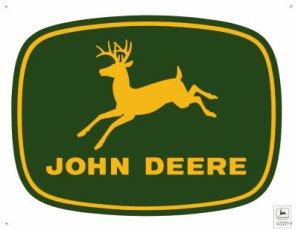 Moi c'est John Deere