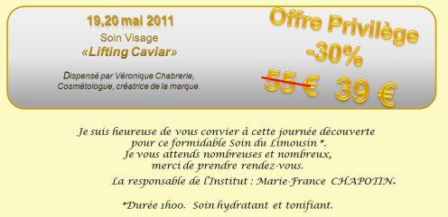 CHABRERIE COSMETICS s'implante à Auxerre