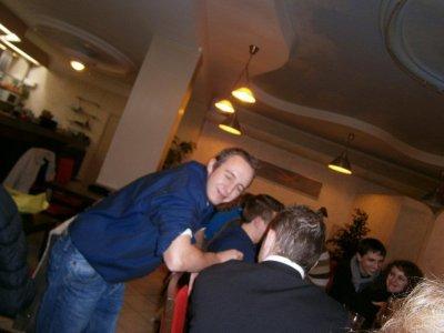 4 f�vrier 2012 - Anniversaire du Blond au Tortoni