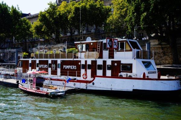 Base nautique BSPP (quai de seine)