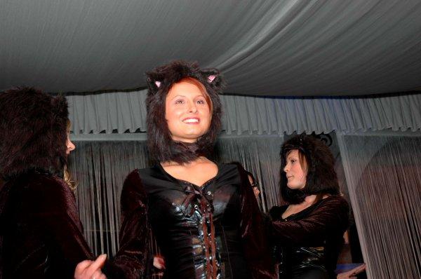 2013 - EN ROUTE POUR L'ELECTION DE MISS TOURNAI
