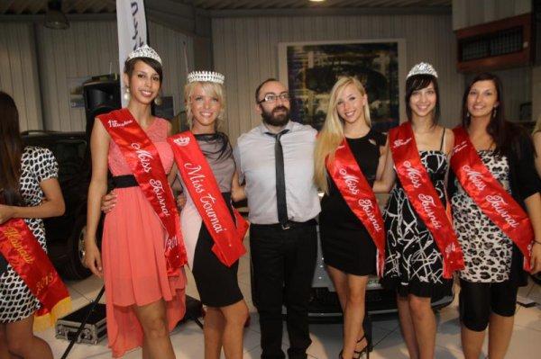 2014-05-20 TOURNAI – LES MISS ONT ETE GÂTEES