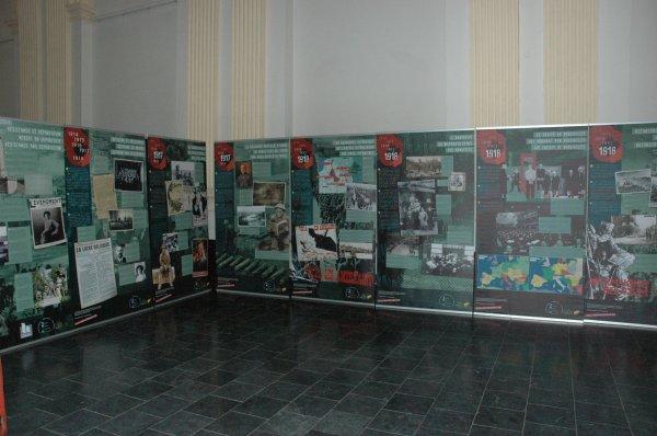2014-11-20-28-TOURNAI – EXPOSITION SUR LA PREMIERE GUERRE MONDIALE