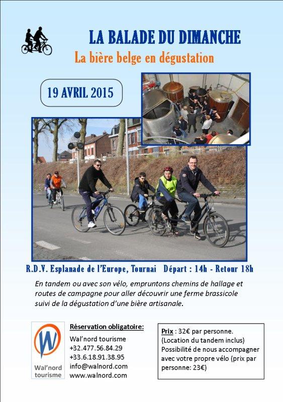 2015-04-19-TOURNAI - BALADE BRASSICOLE