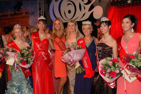 2015-04-19-TOURNAI – ELECTION DE LA NOUVELLE MISS TOURNAI