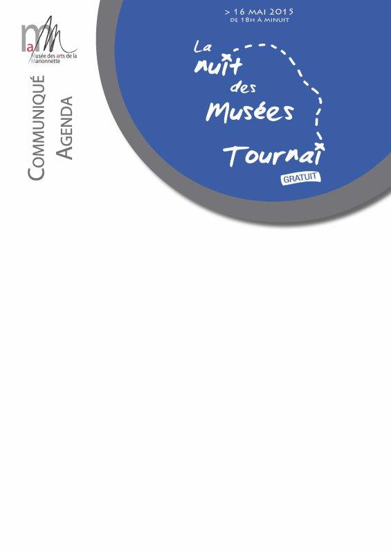 2015-05-16-TOURNAI - NUIT DES MUSEES