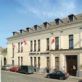 Place Paul Emile janson à Tournai