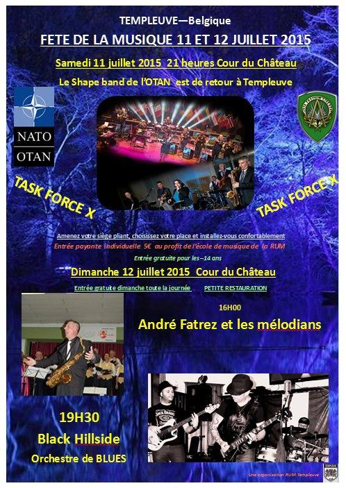 2015-07-11 et 12-TEMPLEUVE – FETE DE LA MUSIQUE
