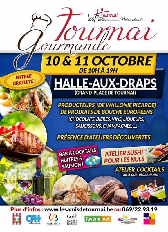 2015-10-10 &11-TOURNAI GOURMANDE