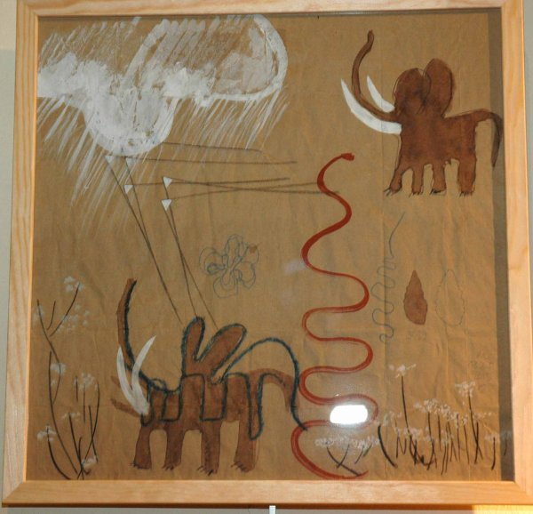 2015-10-10-TOURNAI  -  AU MUSEE D'ARCHEOLOGIE