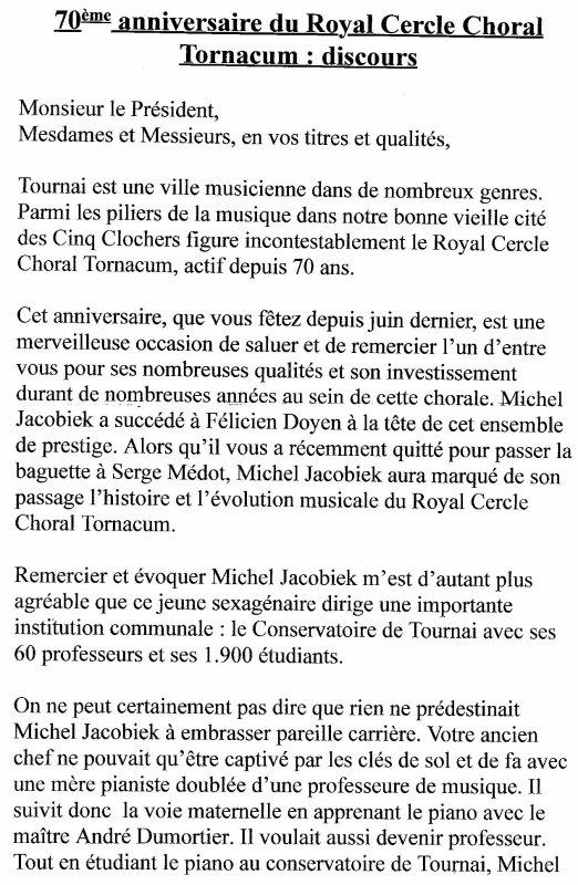 2015-11-07-08-TOURNAI-70èmè ANNIVERSAIRE DU ROYAL CERCLE CHORAL TORNACUM
