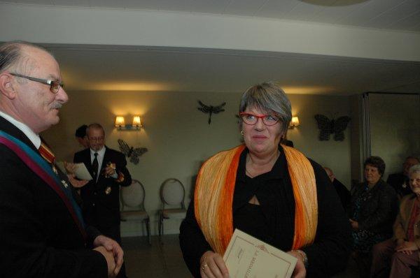 SOCIETE ROYALE PHILANTROPIQUE DES MEDAILLES ET DECORES DE BELGIQUE