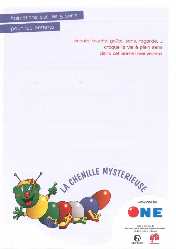 2015-11-22-HERINNES - LA CHENILLE MYSTERIEUSE