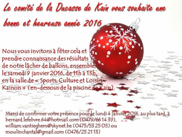 2016-01-09-KAIN - RESULTATS DU LÂCHER DE BALLONS AUJOURD'HUI