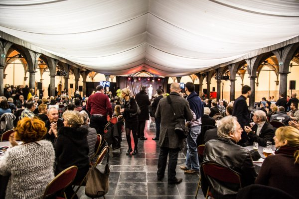 2016-01-10 - TOURNAI - VOEUX A LA WALLONIE PICARDE