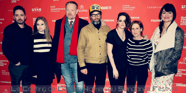 Sundance Festival 2016 : Promotion � Certain Women � [23/24.01.16]