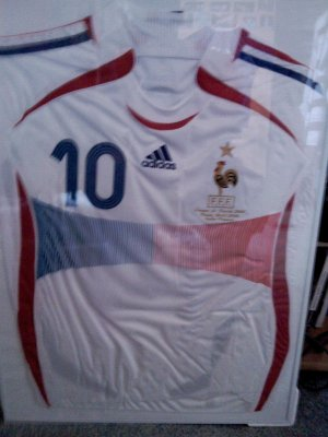 Maillot zidane finale coupe du monde 2006 blog de dk06 collection maillot - Phase finale coupe du monde 2006 ...