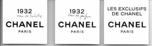 ✿ Chanel - LES EXCLUSIFS DE CHANEL ✿