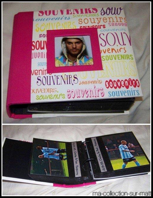 Book souvenirs