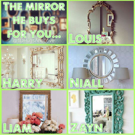 niall et zayn mon beau miroir dit moi qui est la plus belle blog source sur les one. Black Bedroom Furniture Sets. Home Design Ideas