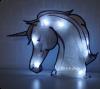 Lampes tête de cheval et licorne...