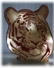 Lampe loup et tigre