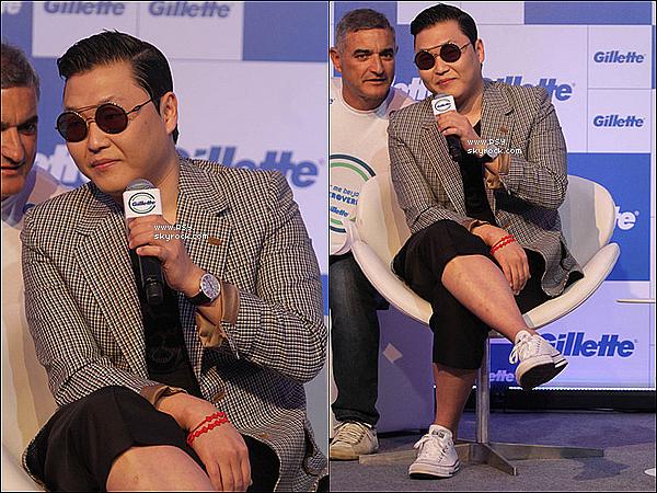 Psy at Carnival. - le 8 f�vrier 2013.