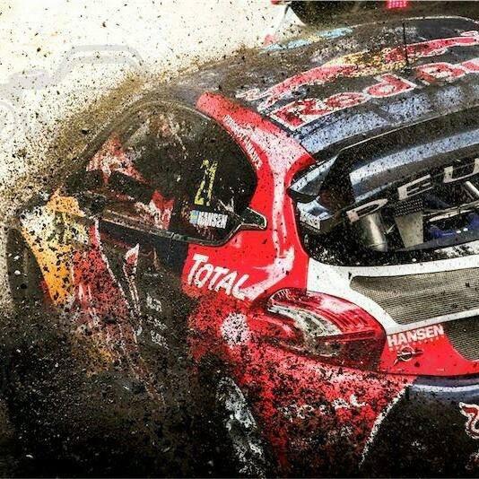 Bienvenue sur RallycrossLive ..