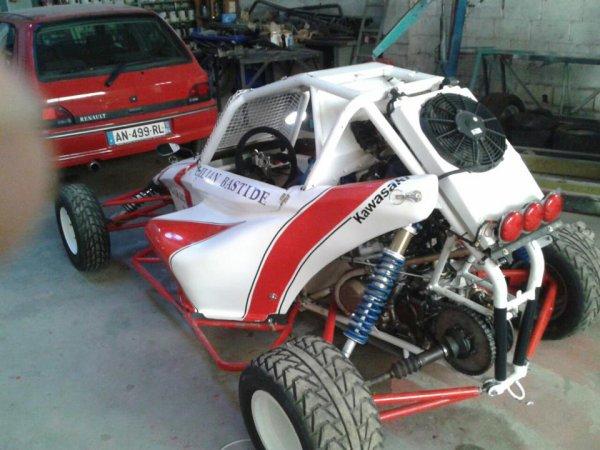 Mon camotos d1 lilian bastide pilote en d2 2l sur clio 16s for Idee deco kart cross