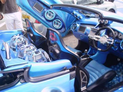 Interieur 206 cc la pasion du tuning for Interieur 206