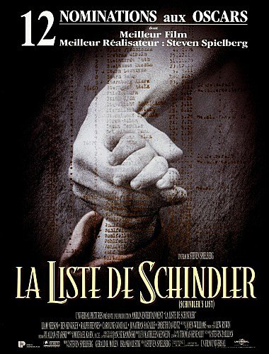 La liste de Shindler