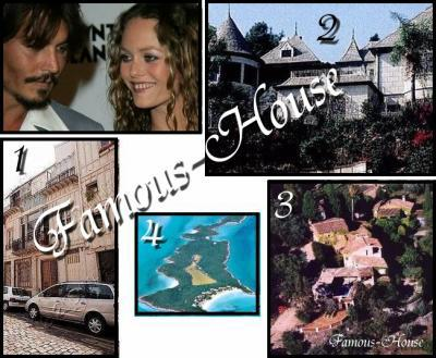 L s maison d johnny d pp le blog sur orlando bloom et - Maison de johnny depp ...