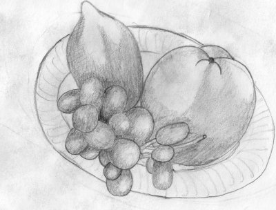 Blog de my dessins f mes dessins - Dessin de nature morte ...