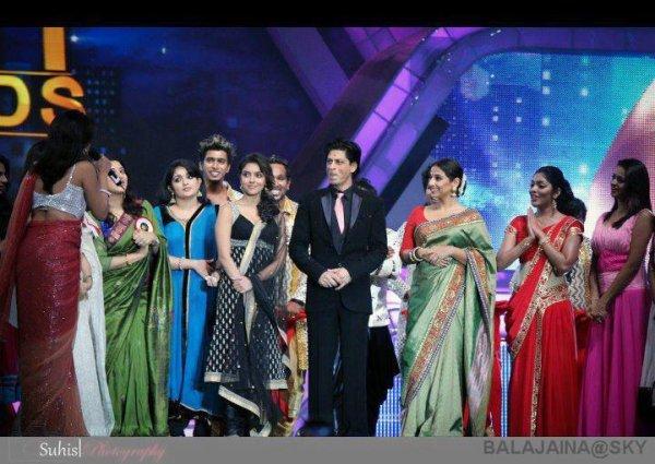 Ujala Asianet Awards 2012 Photos