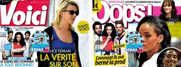 """Le """"Gang des Lyonnais"""" int�resse la presse !"""