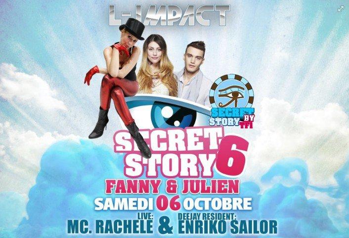 Julien, Fanny à l'Impact le 6 octobre