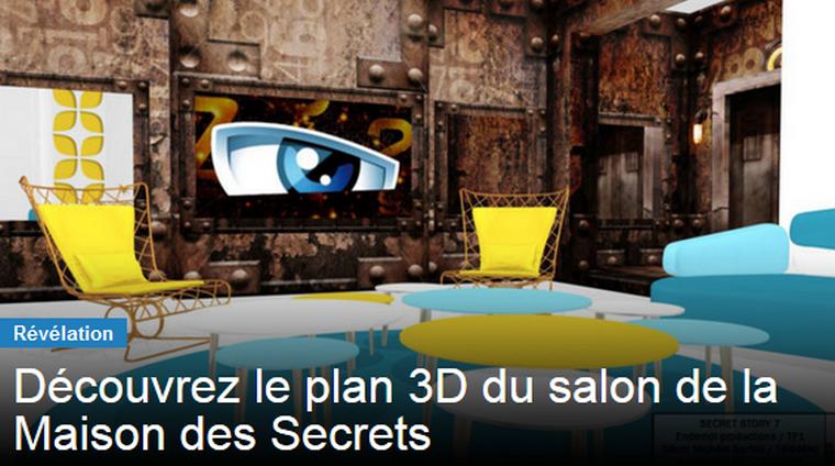 Secret Story : les premières révélations de la 7ème saison