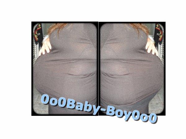 33 semaines de grossesse l 39 aventure de notre b b. Black Bedroom Furniture Sets. Home Design Ideas