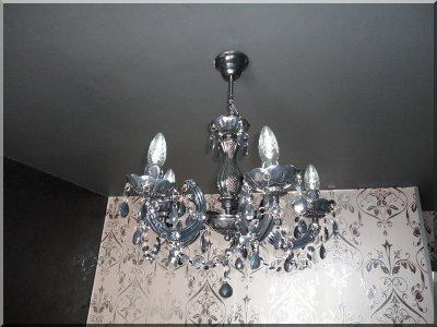 Luminaires - Chambre Gothique