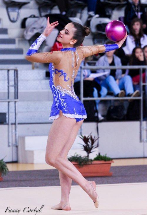 Championnat de France Fédérale Cadette - 7ème Alexane Bournat